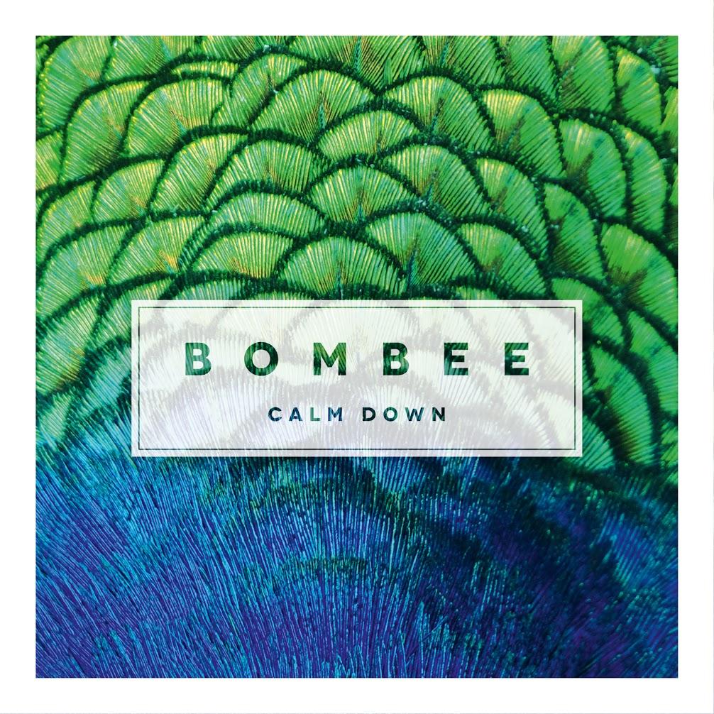 Bombee - Calm Down - Single Cover Artwork 2015