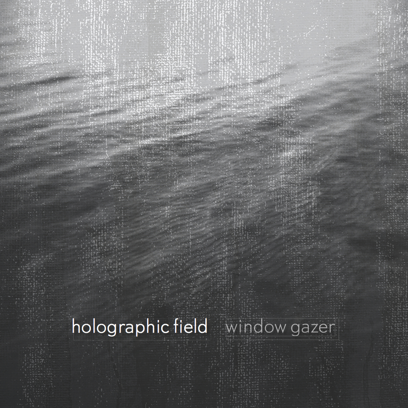 Holographic Field - Window Gazer - cover-2015