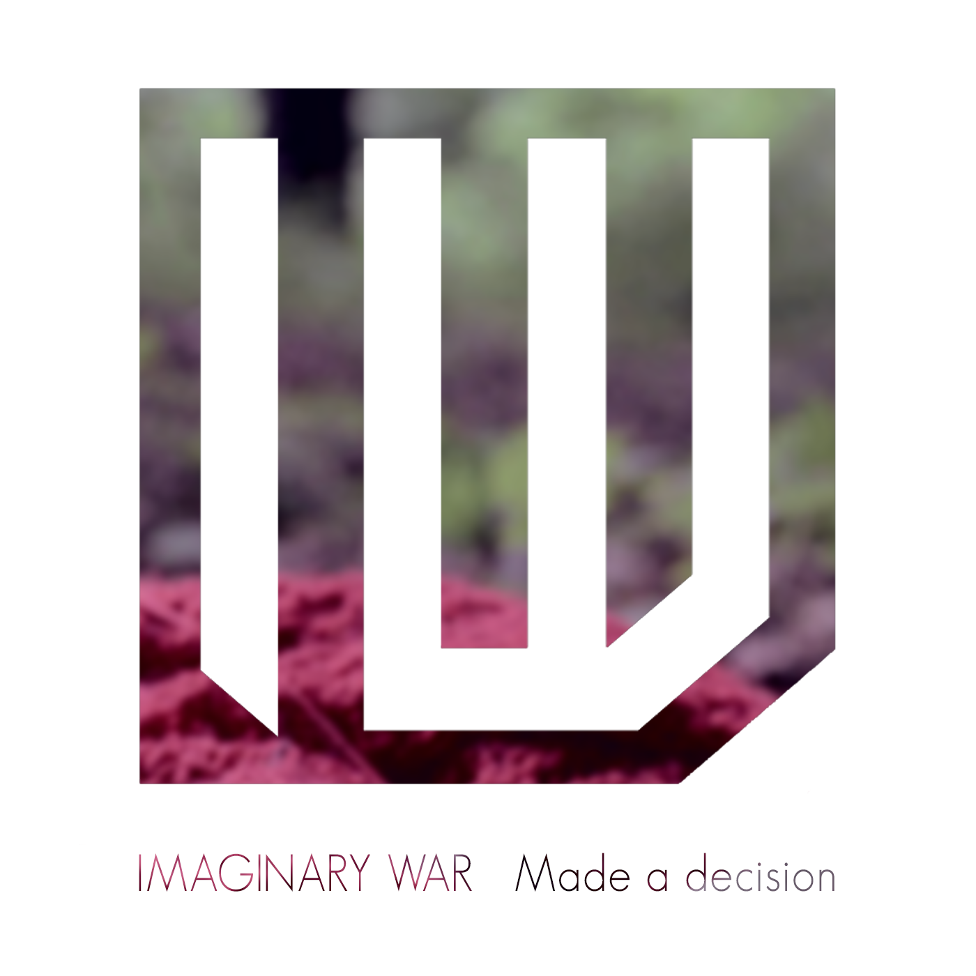 Imaginary War - Made A Decision - Single Cover 2015