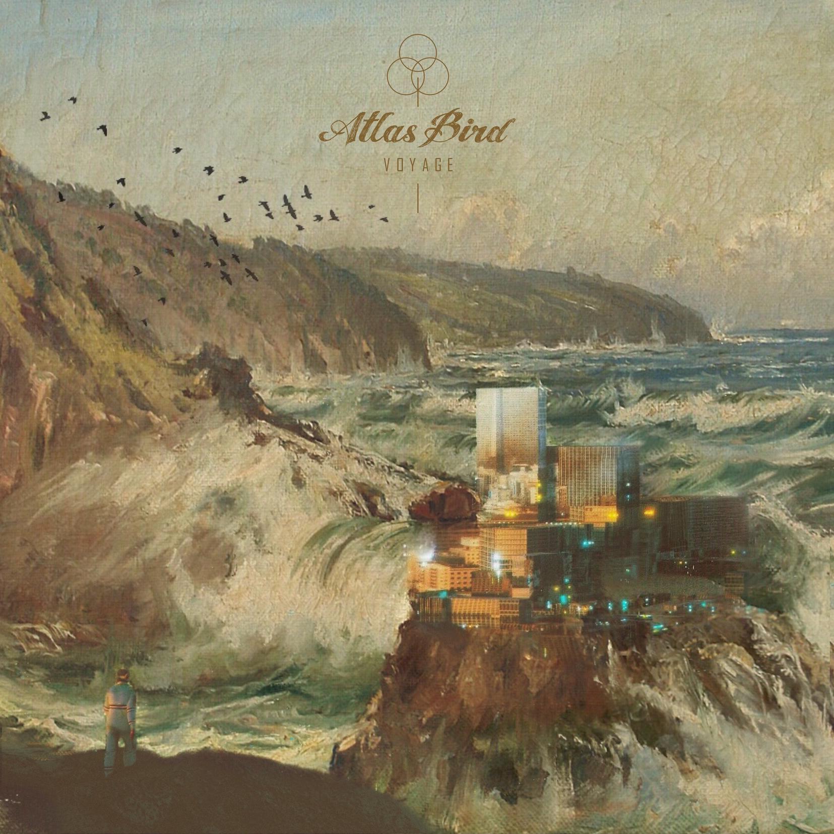 ATLAS BIRD - Voyage Cover