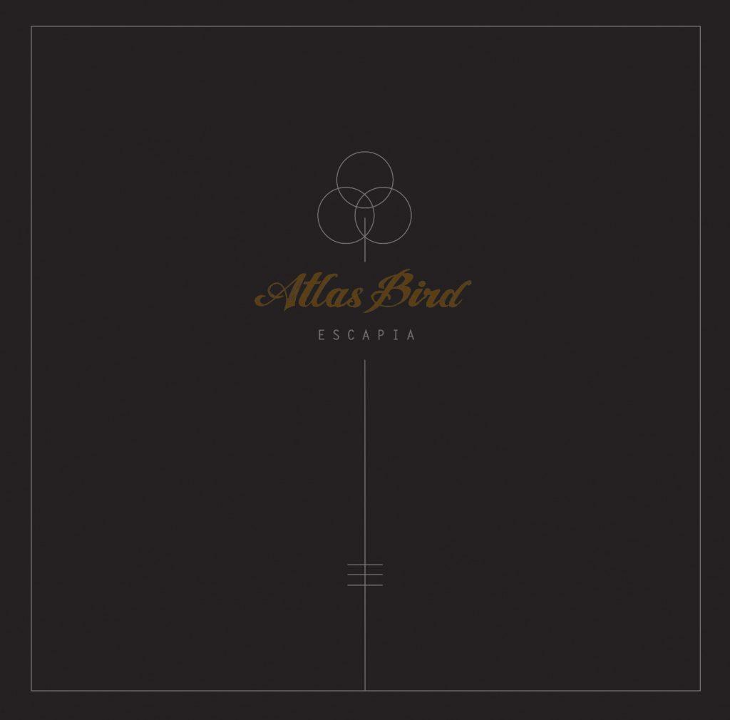 ATLAS BIRD - Escapia - EP Cover Artwork 2017